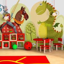 chambre chevalier papier peint pour chambre d enfant et chevalier tendencio