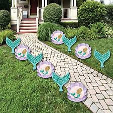 mermaid baby shower decorations let s be mermaids baby shower theme bigdotofhappiness