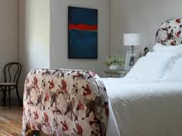 how to upholster a two sided footboard how tos diy