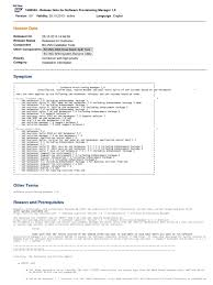 1680045 release note for software provisioning manager 1 0