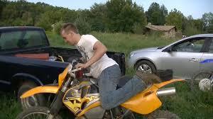 used motocross bikes first 2 stroke dirt bike youtube