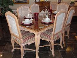 furniture fascinating white french dining chairs design french