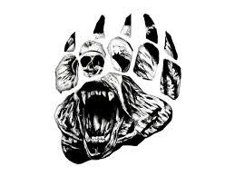 bear claw tattoo designs 1000 ideas about tribal bear tattoo on