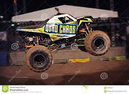 all monster jam trucks monster truck flying in air editorial photo image 9614021