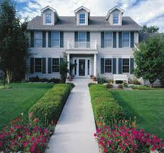 american colonial homes history house plans and more