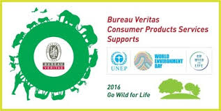 bureau veritas bureau veritas consumer products services supports environment