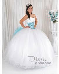 quinceanera dresses white 15 best aqua quinceanera dresses images on pretty