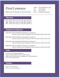 microsoft word 2010 resume templates resume template word 2010 fungram co