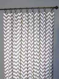 Chevron Style Curtains Fabulous Chevron Design Curtains Inspiration With Best 25 Grey