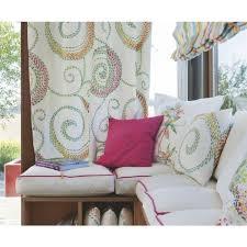 tissu au metre pour canapé tissu aramon de jab déco ameublement