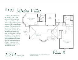 Ensuite Floor Plans Floor Plans Mission Villasmission Villas