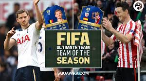 Hit The Floor All Seasons - how fifa 17 u0027s most consistent team of the season should line up