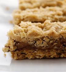 caramel oatmeal bars bake or break