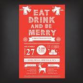 christmas dinner vector u0026 300dpi jpg stock photos freeimages com