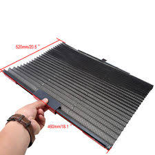 Rear Window Blinds For Cars Retractable Windshield Sun Shade Ebay