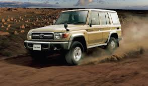 vintage toyota carnichiwa the love of land cruiser u2013 toyota builds new vintage