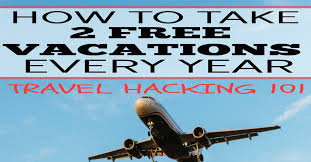 Alaska travel hacking images Travel hacking 101 how to take 2 free vacations every year jpg