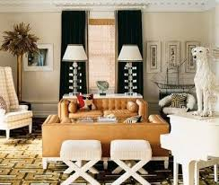 caramel leather sofa for the home juxtapost