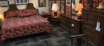 Thomasville King Bedroom Set Used Furniture Gallery