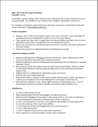 Dba Resume For 2 Year Experience Java 2 Years Experience Resume Formats Free Resume Example And