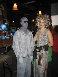 Halloween Statue Costume Kato Blog Halloween 2006