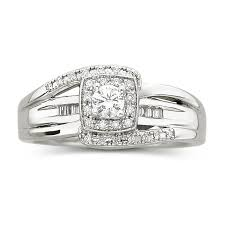 Jcpenney Wedding Rings by Jcpenney Bridal Jewelry Unique Services Weddingwire