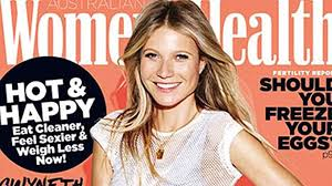 gwyneth paltrow responds to a fan asking if she would get back