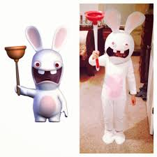 raving rabbids costume things i u0027ve made pinterest rave