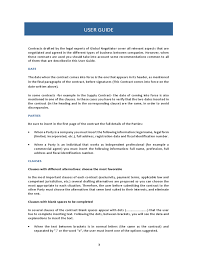 commission contract template free contractor agreement interior