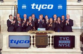 tyco ceo discusses week public company