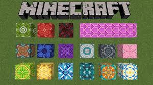 five floor designs using terracotta blocks minecraft 1 12