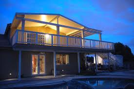exterior design interesting exterior design with alumawood patio
