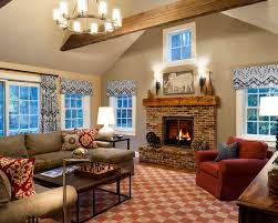 this old house bedford elms interior design open living room