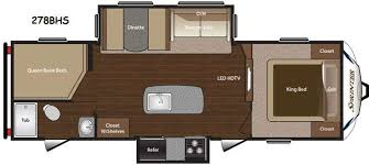 New  Keystone RV Sprinter BHS Travel Trailer At Pontiac RV - Travel trailer with bunk beds