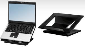 plan incliné pour bureau un support pour placer portable à la même hauteur qu un écran d