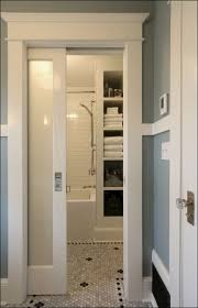 Frosted Interior Doors Home Depot by Door Bathroom Glass Doors Stunning Pocket Door For Bathroom