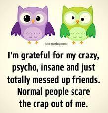 Crazy Friends Meme - crazy friends quotes meme image 13 quotesbae