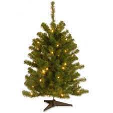 3 foot christmas tree with lights eastern spruce pre lit 3 green artificial christmas tree with 50