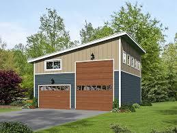 modern garage plans the garage plan shop modern garage plans