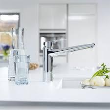 aubade cuisine robinet de cuisine tactile grohe minta touch espace aubade