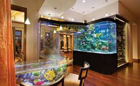 How To Decorate Your House How To Decorate Your House With Fish Tank