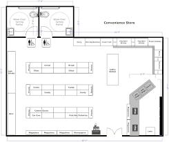 floorplan layout convenience store floorplan doc convenience