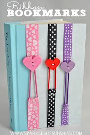 ribbon bookmarks ribbon bookmarks sparkles of