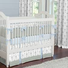 pam grace creations indie elephant 6 piece crib bedding set msexta