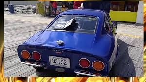 1970 opel 4 door 1970 opel gt 720p youtube