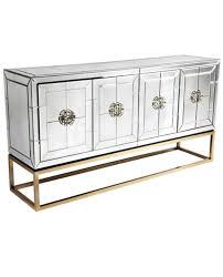 rochester mirrored buffet cabinet u2013 allissias attic u0026 vintage