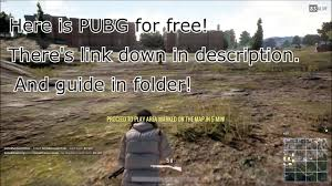 pubg free playersunknown battleground free download youtube