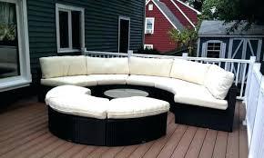 Circular Sectional Sofa Outdoor Curved Sectional Sofa U2013 Knowbox Co