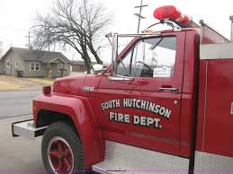 1980 ford f700 firetruck item b8446 sold tuesday februa