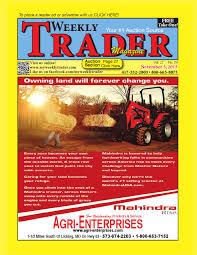 weekly trader november 5 2015 by weekly trader issuu